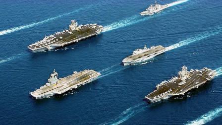 又一个坏消息被曝光出来,美国还是盯上东亚,这次锁定了不沉航母