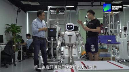 优必选科技周剑:机器人技术现在发展遇到最大的阻碍是什么?