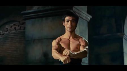 荧幕上的李小龙,经典功夫对战,一代巨星的光影传奇!