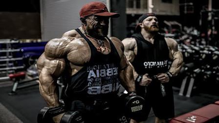 肌肉猛男都高冷?看到他以后,我才知道肌肉男有多好玩!
