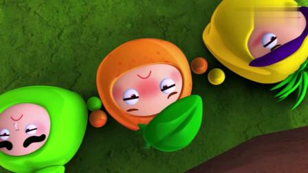 果宝特攻:菠萝吹雪怒怼橙留香招式差劲,橙留香6个字霸气回击