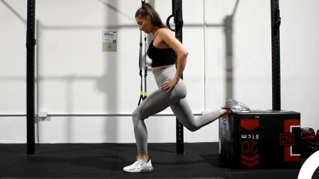 30分钟无器械居家臀部健身训练 紧实臀部