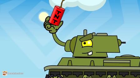 坦克世界:红星小坦克发出紧急电报