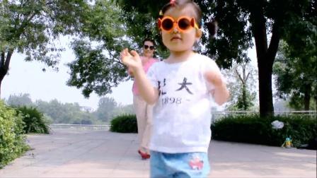 美丑原创广场舞背面【微笑吧】