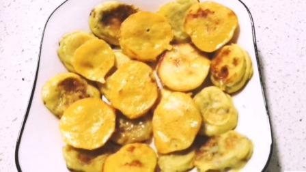 香蕉这样做太美味,香甜软糯,做法简单,便捷的营养早餐。