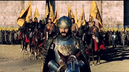 奥斯曼帝国破千年铁城君士坦丁堡,新老霸主激烈碰撞,征服1453值得一看!