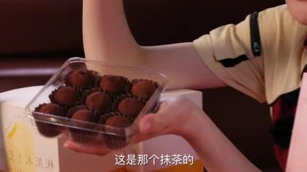 大胃王mini超爱吃半熟芝士和菲力牛排,蒜香味的超好吃!