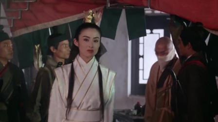 倚天屠龙记:古灵精怪的赵敏,让李连杰又爱又恨