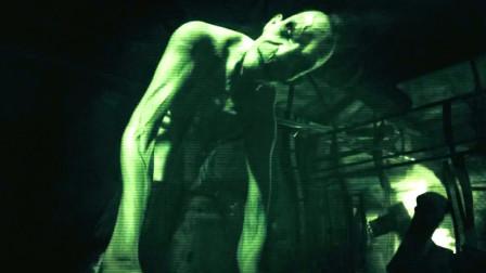 女大学生被时间隧道吞噬,变成怪物,根据真实事件改编的惊悚片
