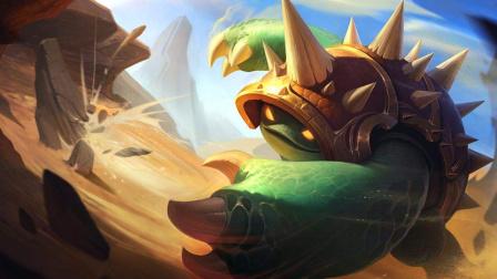 LOL:精彩操作集锦,龙龟你这是在戏耍对手啊