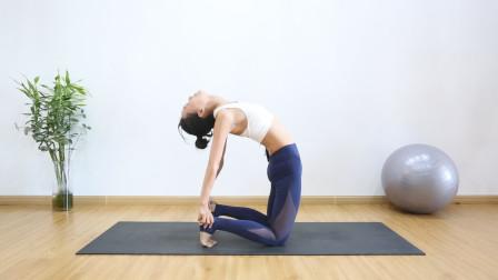 呵护乳腺健康,4个体式疏通肝部经络,提升胸部线条,增生自消