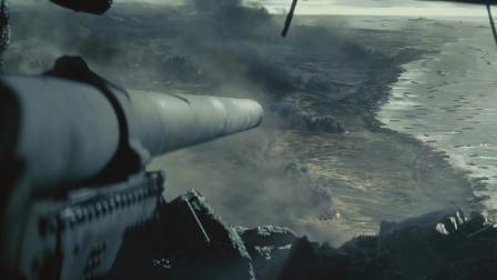 一部大气磅礴的太平洋战争电影 恢宏壮观的战斗场面看得极致过瘾!