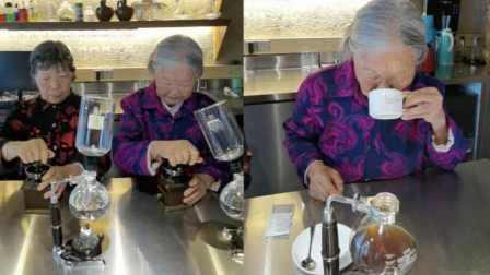 向往的生活!山村旧宅变民宿,8旬奶奶每天磨咖啡撸猫待客