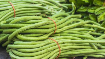 老刘用这个秘方腌了20年酸豇豆,酸脆不生花,腌10斤不够吃!