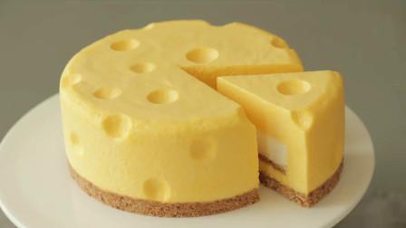 想吃奶酪蛋糕不用买,教你在家也能做,比星巴克卖的还美味哦!