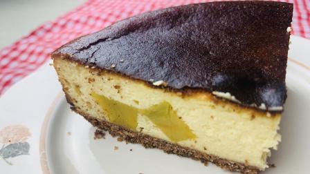 栗子红薯芝士蛋糕怎么做