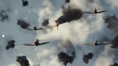 二战经典海战,电影《决战中途岛》真实还原精彩片段2