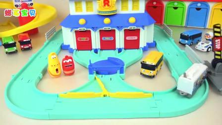 少儿卡通动画学习制作美味小饼干儿童趣味过家家玩具视频
