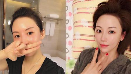 为啥潘晓婷快40岁还不结婚?看到她素颜自拍照,网友:明白了