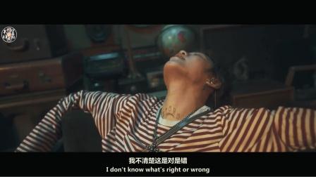 【末日鸡蛋黄字幕组出品】BLOO -  月之子(BOY FROM THE MOON) 中韩双语高清MV