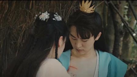 《双生赤狐》片段,姑娘说,难道天上能掉个如意郎君吗,结果真掉了,开始了她们的浪漫之旅