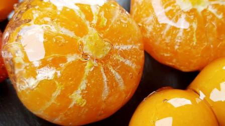 """日本厨师的""""天价""""果冻橘,制作过程曝光后,网友:难怪那么贵!"""