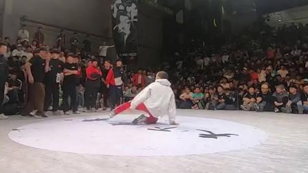 中国街舞的骄傲天下布舞卷拾肆RK Crew VS Back2Shool(w) 半决赛
