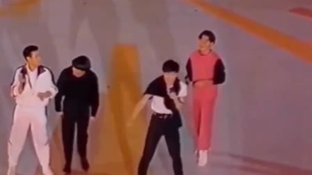四大天王中,当年黎明在颜值唱歌跳舞上都是第一,秒杀张学友刘德华!