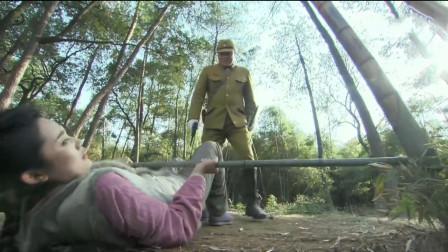 盘点:姑娘单挑日本军官,用竹子做武器,鬼子根本不是对手