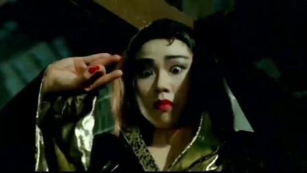 电影《出土奇兵》这样的女僵尸追你你会怎么办?
