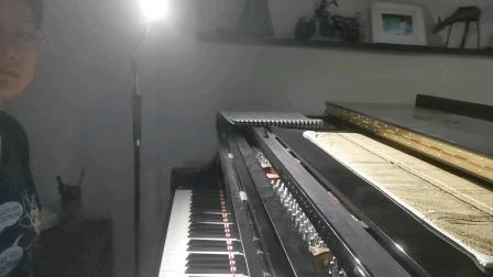 贝多芬奏鸣曲暴风雨慢练