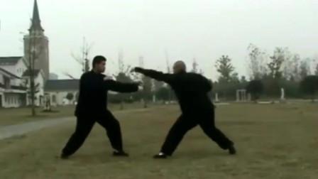 传统武术上三门形意拳实战搏击,看看形意高手都是如何实战的