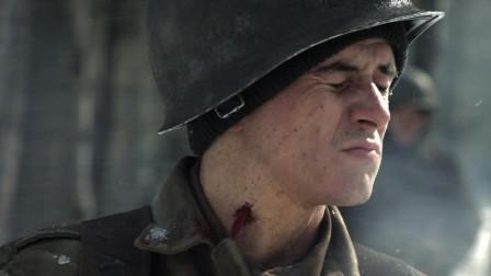 影视:被狙击手打中颈部动脉,士兵倒地鲜血涌出,当场命