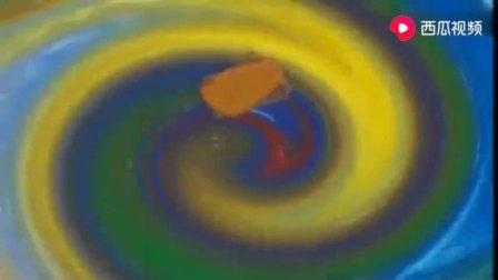 海绵宝宝:派大星真是自私,撇下海洋游侠和海超人,跑掉了!