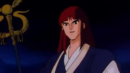 魔神坛斗士:卡尤拉与光明皇帝的恶战!最强女魔