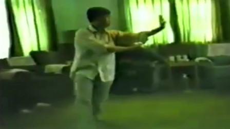 1987年内家三拳太极拳,形意拳和八卦掌名师交流表演,难得一见!