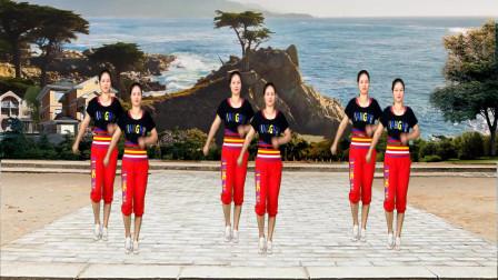 动感广场舞《劲爆》动感活力,节奏欢快,瘦身又减脂