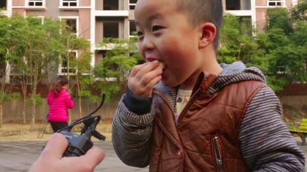 """香飘百里的""""奇香""""烤蛋,蛋黄沙酥鲜香可口,小孩一口气能吃10个"""