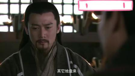 新三国:鲁肃来劝刘备攻打西川,不料刘备大怒:我不能打