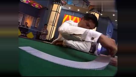双天至尊:赌王、赌后、千王、本是一家人却不得不在赌桌定输赢
