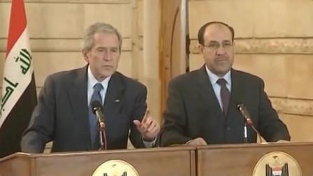 国外总统遇袭事件,小布什的反应相当快
