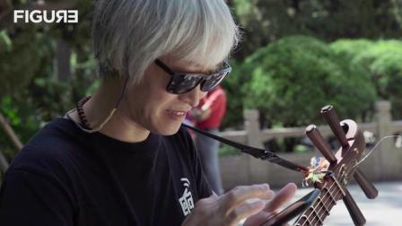 上海养老院中唱响的《卖报郎》,是这位知名民谣歌手苦寻两年的梦