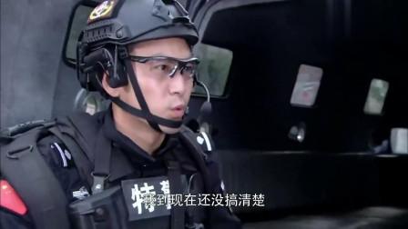 特警队长击毙歹徒,立马就被警察带走,队员们都看傻了!