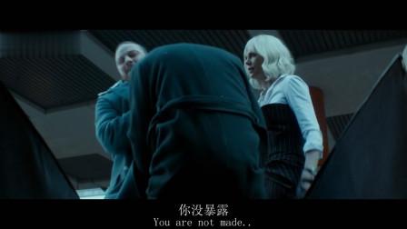 电影:冷艳女特工化身三国间谍,美国坐收渔翁之利,最强间谍!