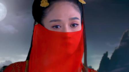 大结局:东方不败受了一掌,含泪问令狐冲,到底有没有爱过她?