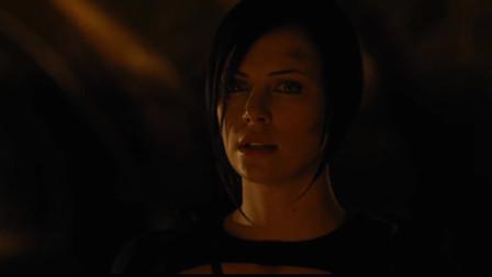 魔力女战士觉得和特雷弗似曾相识,特雷弗说出真相,原来他们两是夫妻