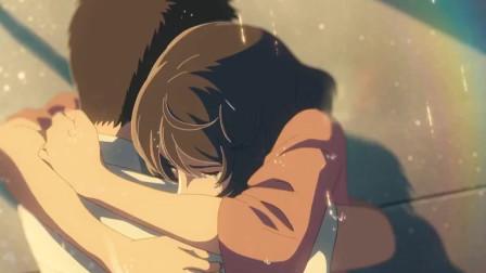 言叶之庭—下雨天的唯美爱情,我想我是爱上了你