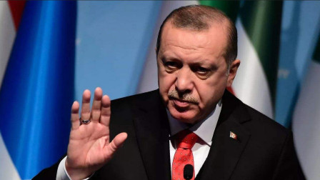 """土耳其""""清洗""""继续扩大,对海军开始下手,埃尔多安下令抓捕中将"""