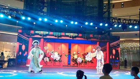 豫剧《白蛇传》西湖河畔主演:徐州市老干部大学赵淑琴、张毅,拍摄视频邓银花。