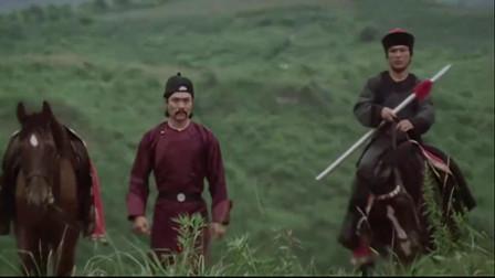 少林门:石少锋背叛师门,为江湖中人所不齿,他在乎荣华富贵